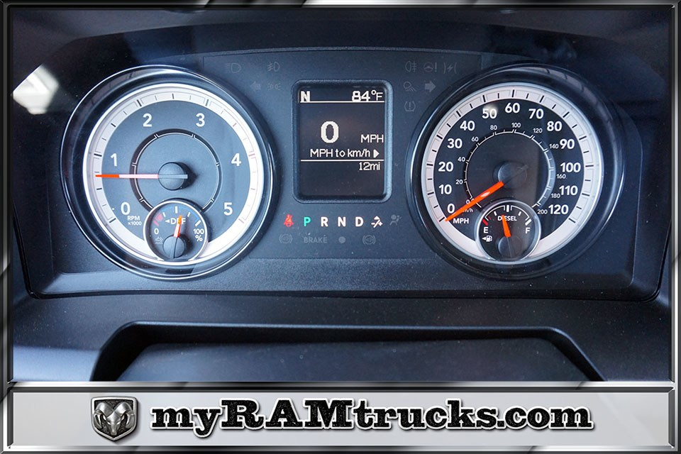 2018 Ram 2500 Crew Cab 4x4,  Pickup #8T3141 - photo 20