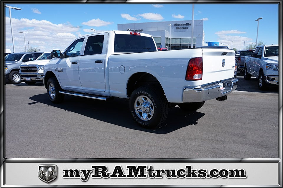 2018 Ram 2500 Crew Cab 4x4,  Pickup #8T3141 - photo 2