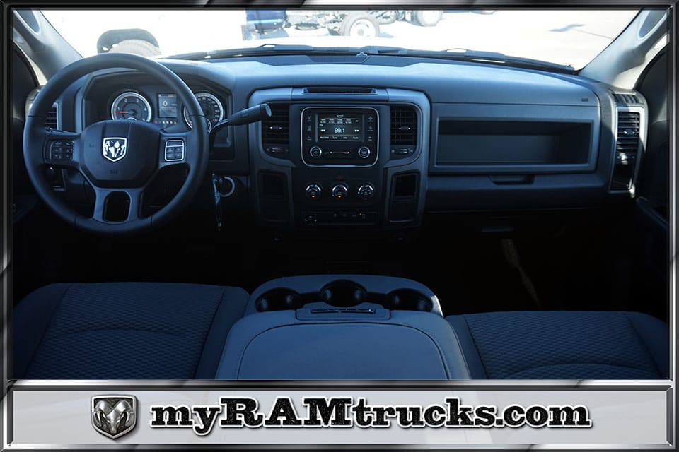 2018 Ram 2500 Crew Cab 4x4,  Pickup #8T3142 - photo 16