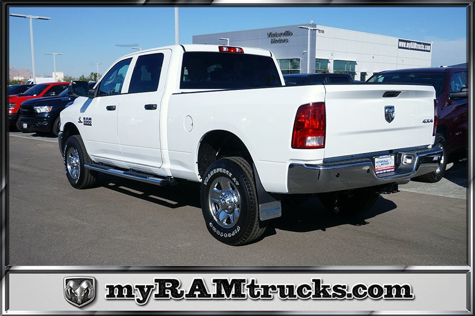2018 Ram 2500 Crew Cab 4x4,  Pickup #8T3142 - photo 2