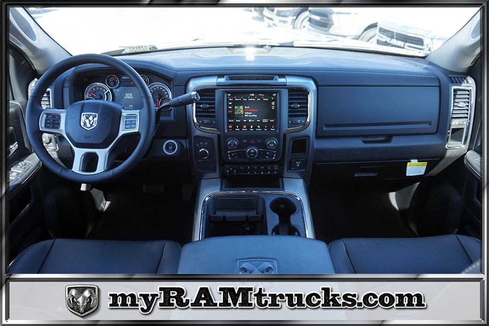2018 Ram 2500 Mega Cab 4x4,  Pickup #8T3143 - photo 16