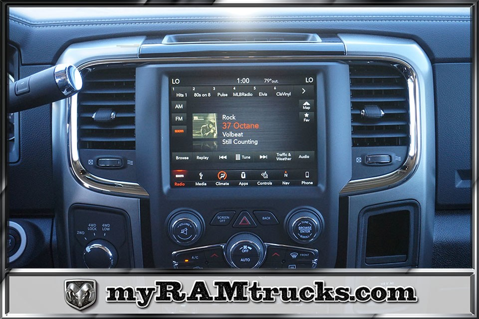 2018 Ram 2500 Mega Cab 4x4,  Pickup #8T3143 - photo 17