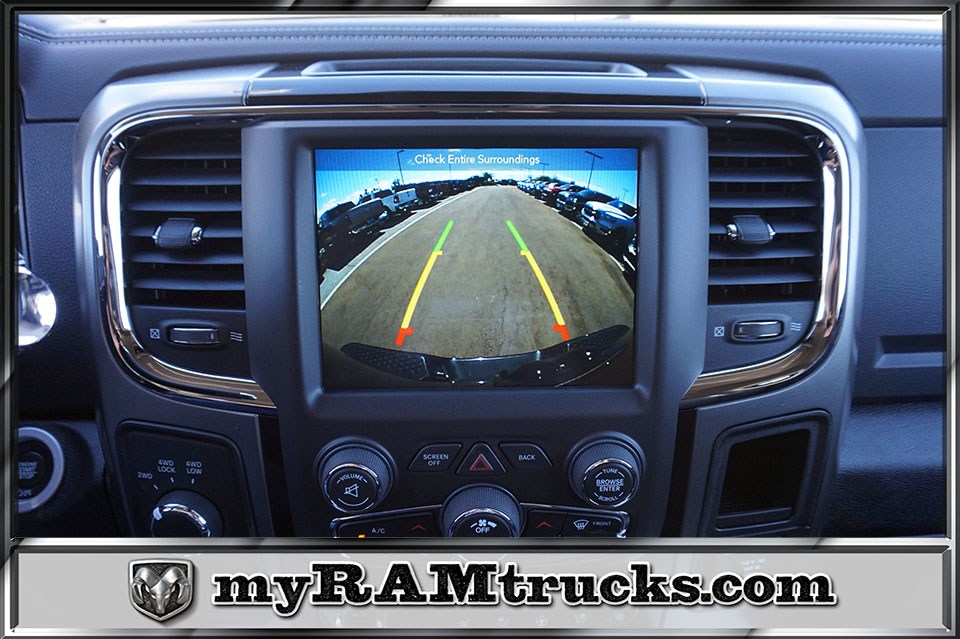 2018 Ram 2500 Mega Cab 4x4,  Pickup #8T3143 - photo 19