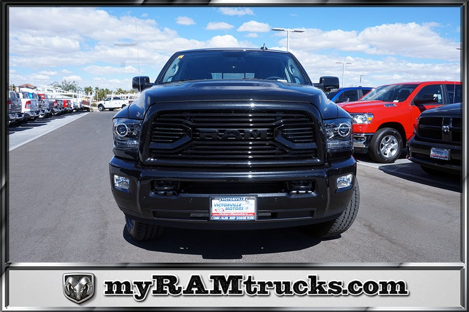 2018 Ram 2500 Mega Cab 4x4,  Pickup #8T3143 - photo 3