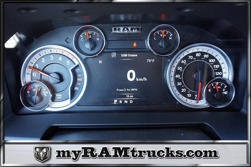 2018 Ram 2500 Mega Cab 4x4,  Pickup #8T3143 - photo 20