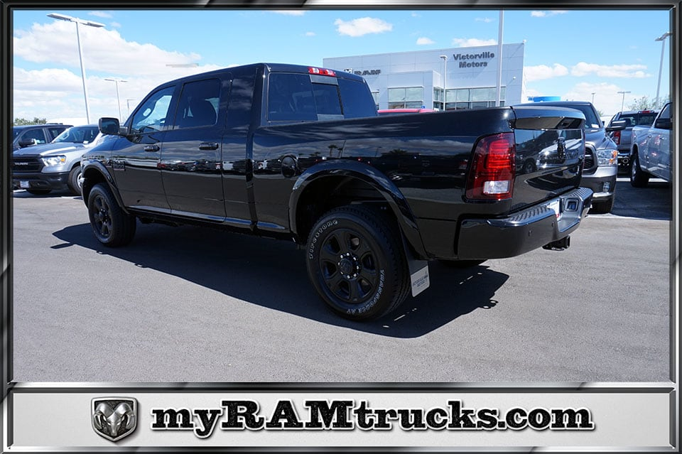 2018 Ram 2500 Mega Cab 4x4,  Pickup #8T3143 - photo 2