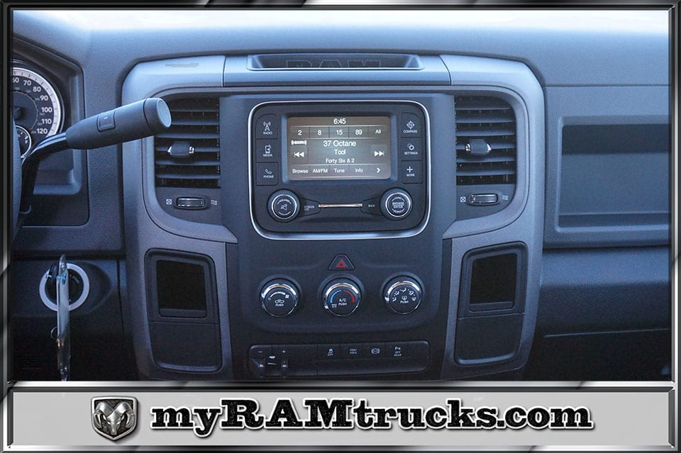 2018 Ram 2500 Crew Cab 4x4,  Pickup #8T3147 - photo 17