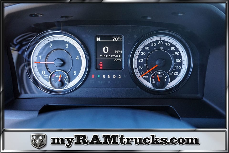 2018 Ram 2500 Crew Cab 4x4,  Pickup #8T3147 - photo 19