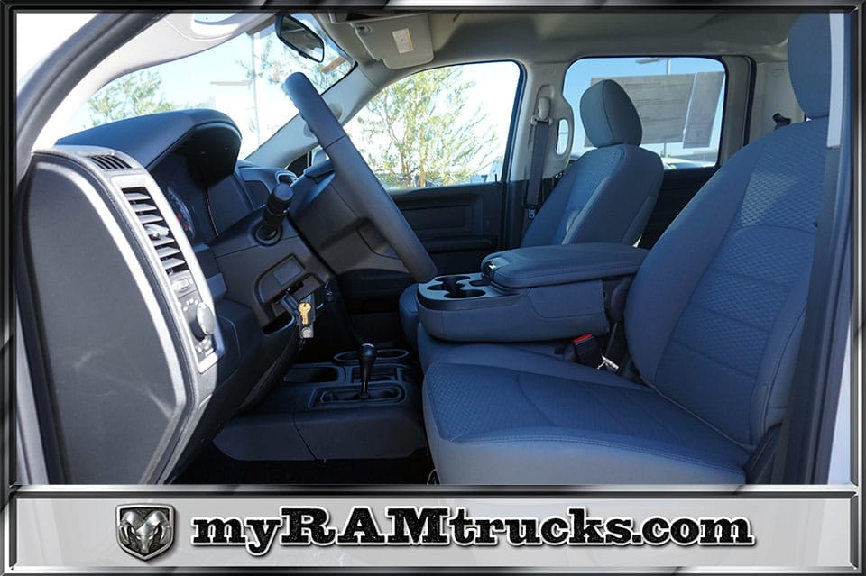 2018 Ram 2500 Crew Cab 4x4,  Pickup #8T3147 - photo 24