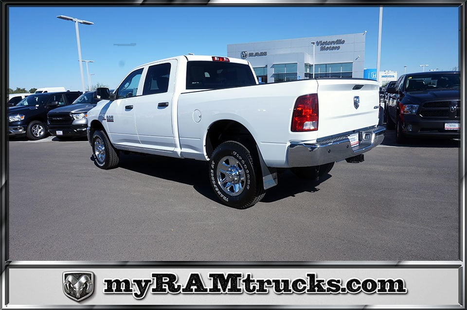 2018 Ram 2500 Crew Cab 4x4,  Pickup #8T3147 - photo 2