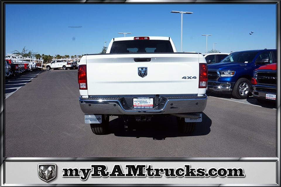 2018 Ram 2500 Crew Cab 4x4,  Pickup #8T3147 - photo 5