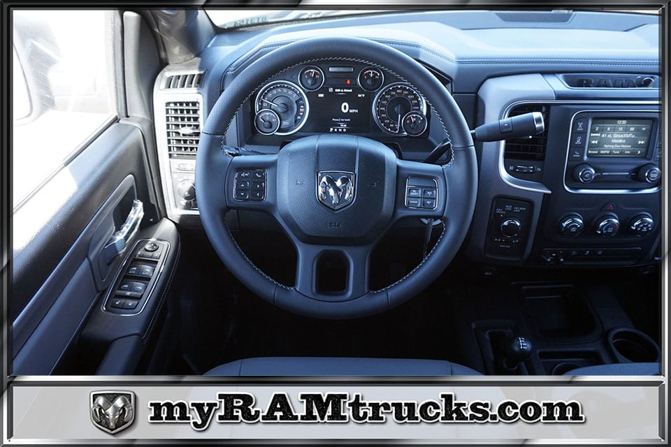 2018 Ram 2500 Crew Cab 4x4,  Pickup #8T3154 - photo 12