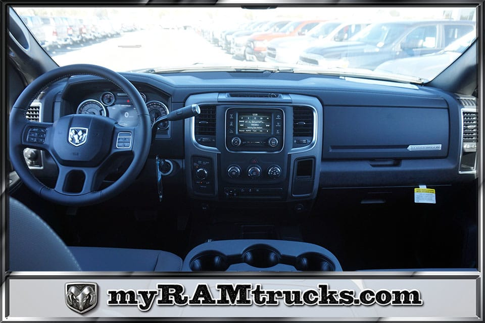 2018 Ram 2500 Crew Cab 4x4,  Pickup #8T3154 - photo 14