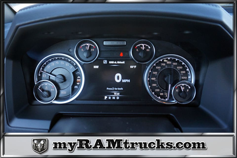 2018 Ram 2500 Crew Cab 4x4,  Pickup #8T3154 - photo 17