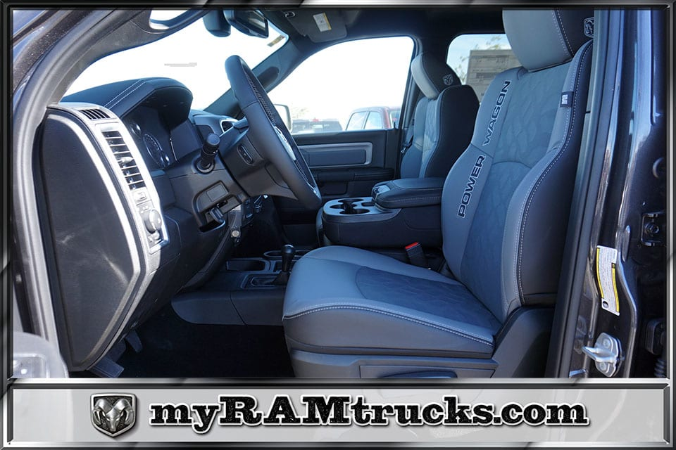 2018 Ram 2500 Crew Cab 4x4,  Pickup #8T3154 - photo 21