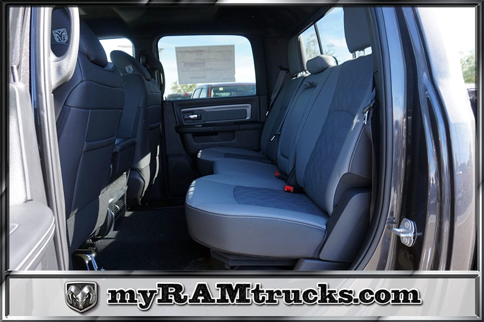 2018 Ram 2500 Crew Cab 4x4,  Pickup #8T3154 - photo 22