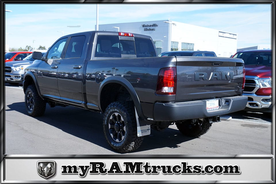 2018 Ram 2500 Crew Cab 4x4,  Pickup #8T3154 - photo 2