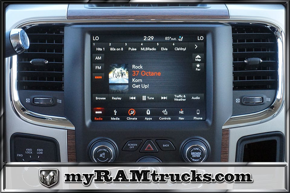 2018 Ram 2500 Mega Cab 4x4,  Pickup #8T3156 - photo 17