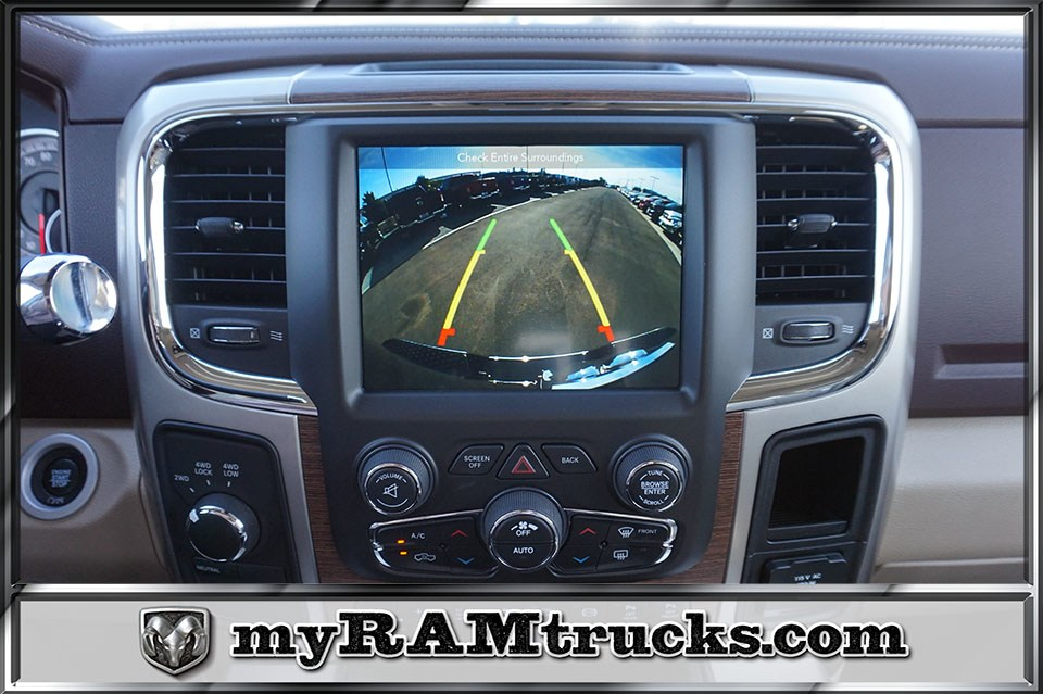 2018 Ram 2500 Mega Cab 4x4,  Pickup #8T3156 - photo 19