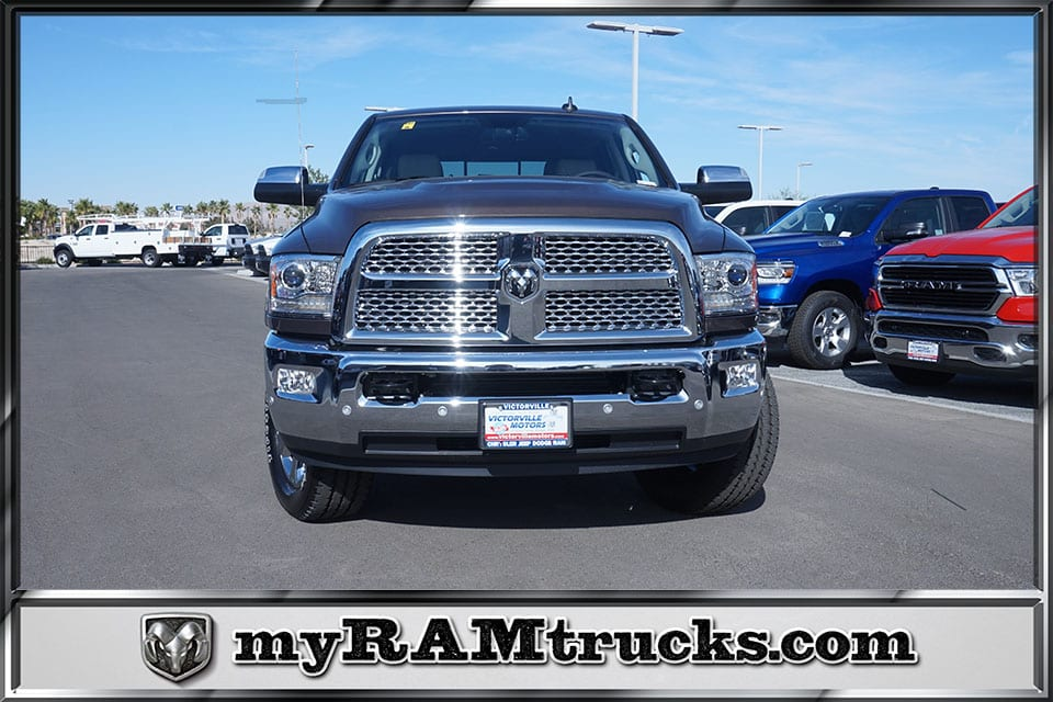 2018 Ram 2500 Mega Cab 4x4,  Pickup #8T3156 - photo 3