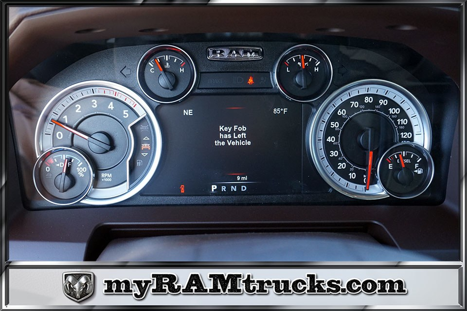 2018 Ram 2500 Mega Cab 4x4,  Pickup #8T3156 - photo 20