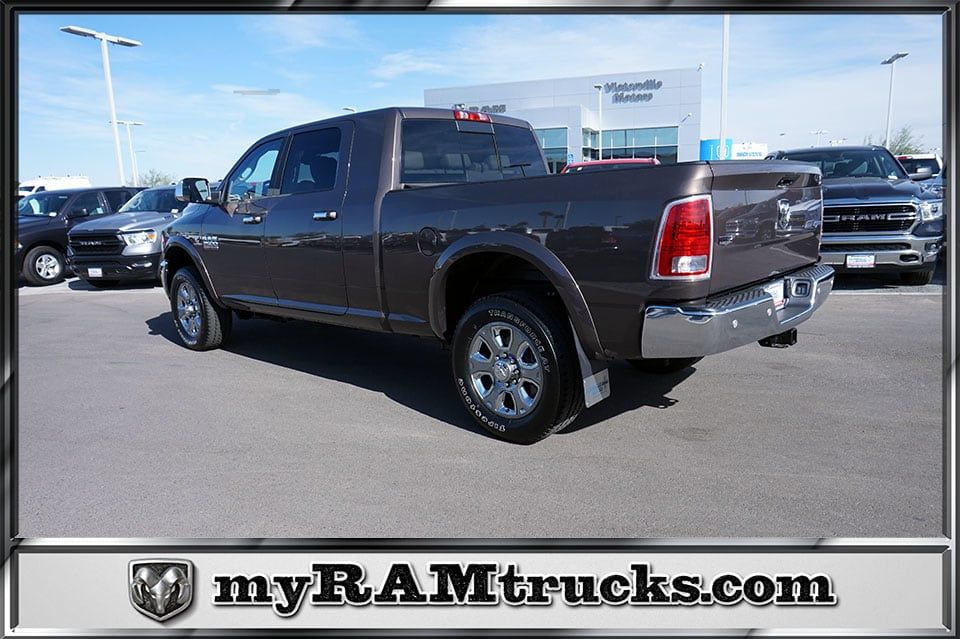 2018 Ram 2500 Mega Cab 4x4,  Pickup #8T3156 - photo 2