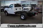 2018 Ram 3500 Regular Cab DRW 4x4, Cab Chassis #8T5026 - photo 1