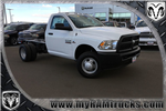 2018 Ram 3500 Regular Cab DRW 4x4, Cab Chassis #8T5027 - photo 1