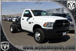 2018 Ram 3500 Regular Cab DRW, Cab Chassis #8T5033 - photo 1