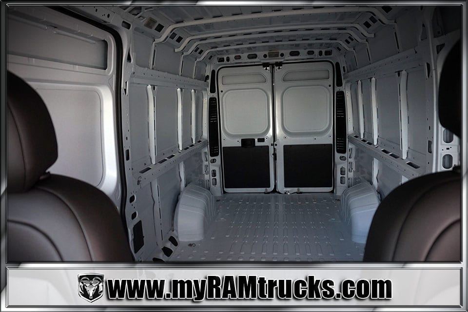 2018 ProMaster 3500 High Roof,  Empty Cargo Van #8T6014 - photo 22