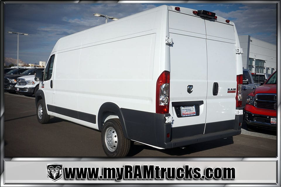 2018 ProMaster 3500 High Roof,  Empty Cargo Van #8T6014 - photo 3