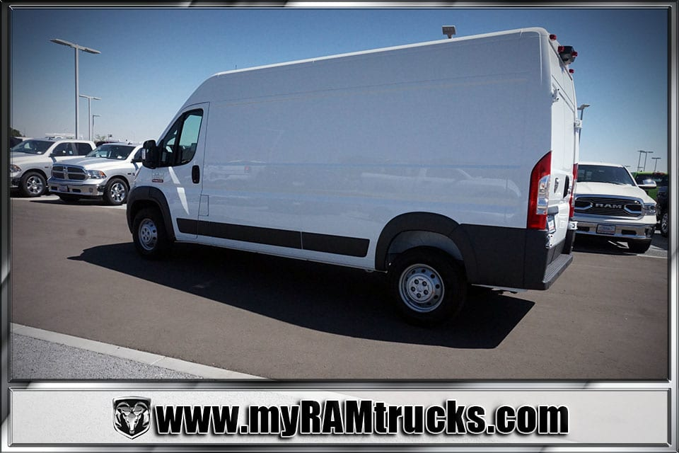 2018 ProMaster 2500 High Roof,  Harbor Upfitted Cargo Van #8T6020 - photo 3