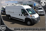 2018 ProMaster 3500 High Roof,  Kargo Master Upfitted Cargo Van #8T6028 - photo 1
