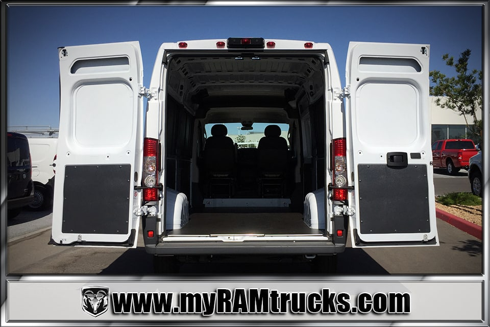 2018 ProMaster 1500 High Roof,  Empty Cargo Van #8T6034 - photo 23