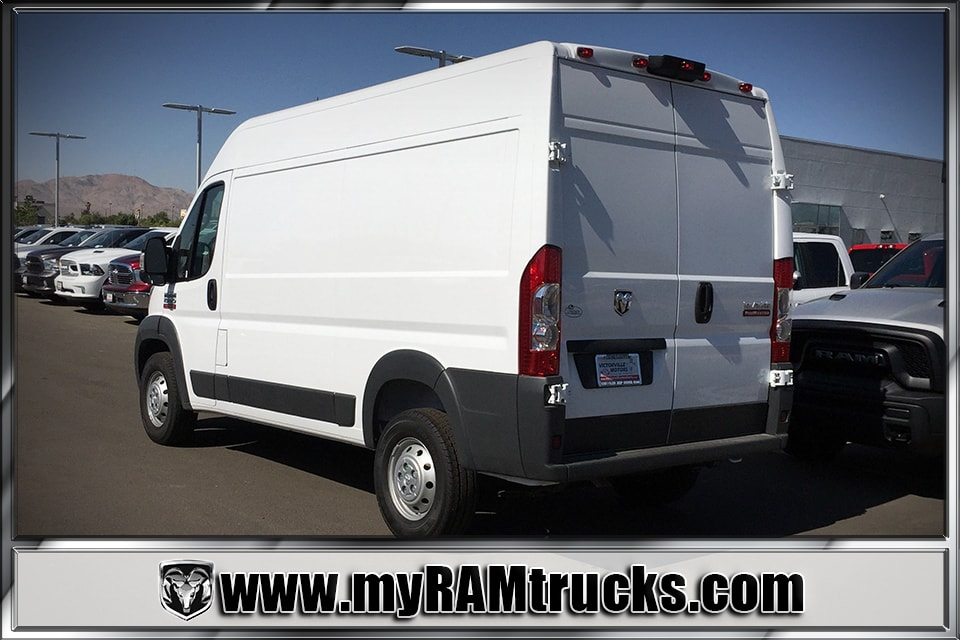 2018 ProMaster 1500 High Roof,  Empty Cargo Van #8T6034 - photo 5