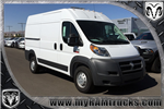 2018 ProMaster 1500 High Roof,  Empty Cargo Van #8T6034 - photo 1