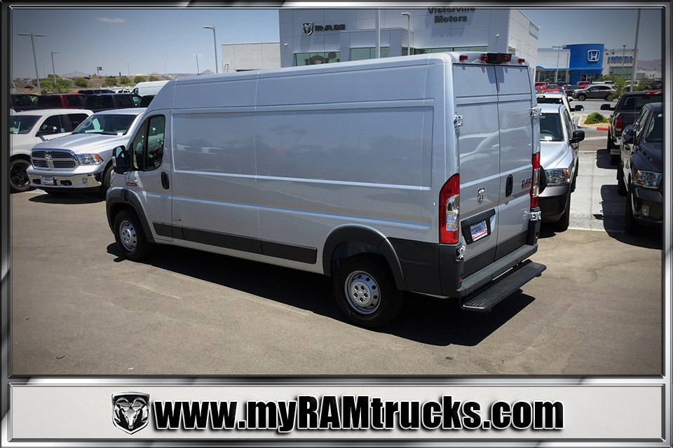 2018 ProMaster 2500 High Roof,  Empty Cargo Van #8T6035 - photo 5