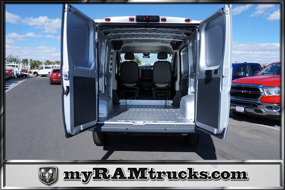 2018 ProMaster 1500 Standard Roof FWD,  Empty Cargo Van #8T6048 - photo 2