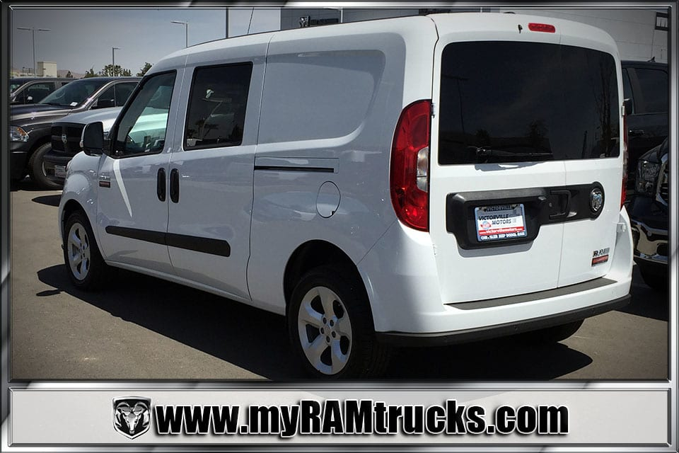 2018 ProMaster City FWD,  Empty Cargo Van #8T7010 - photo 3