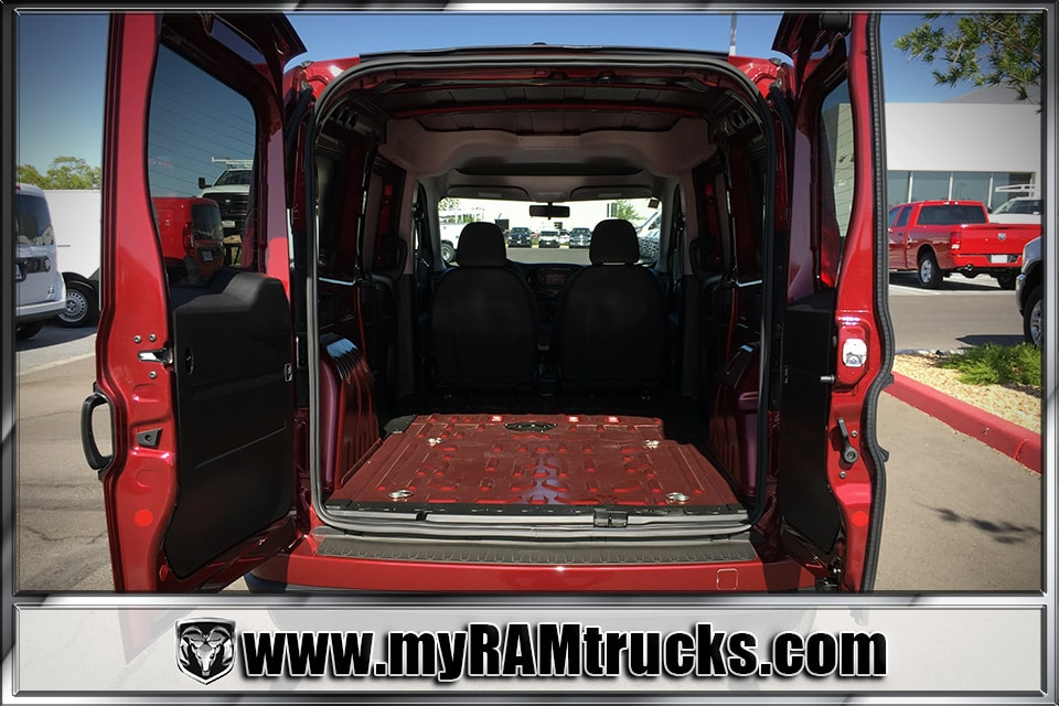 2018 ProMaster City FWD,  Empty Cargo Van #8T7015 - photo 23