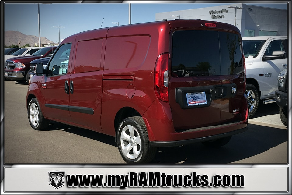 2018 ProMaster City FWD,  Empty Cargo Van #8T7015 - photo 5