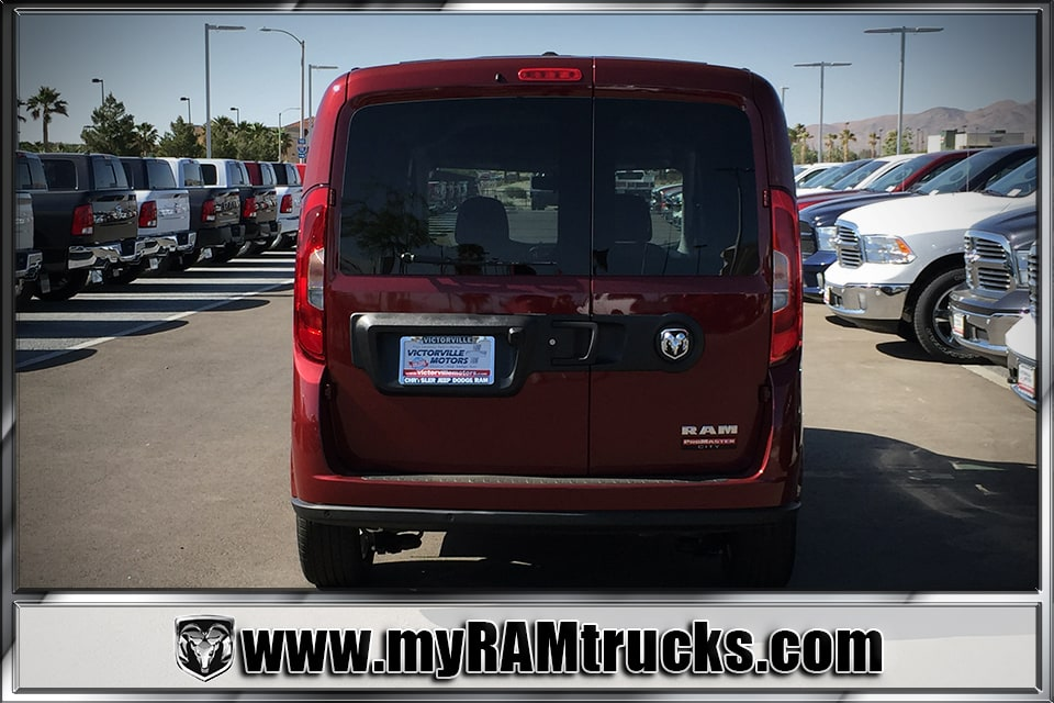 2018 ProMaster City FWD,  Empty Cargo Van #8T7015 - photo 6