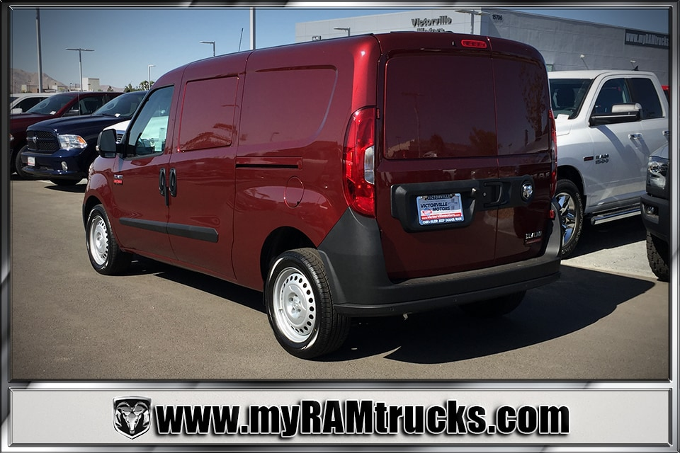 2018 ProMaster City FWD,  Empty Cargo Van #8T7016 - photo 5