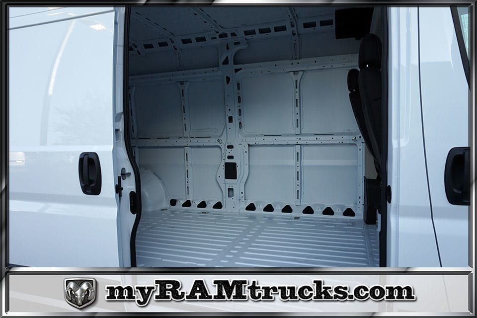 2019 ProMaster 2500 High Roof FWD,  Empty Cargo Van #9T6001 - photo 22