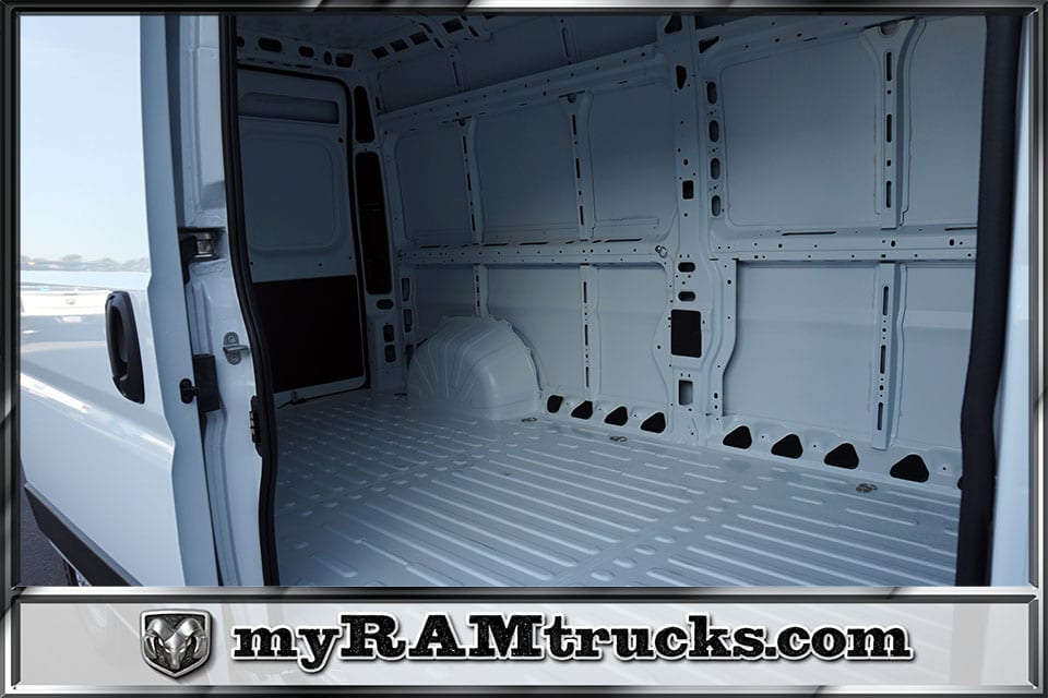 2019 ProMaster 2500 High Roof FWD,  Empty Cargo Van #9T6001 - photo 23