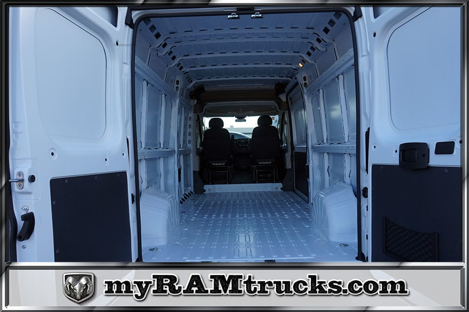 2019 ProMaster 2500 High Roof FWD,  Empty Cargo Van #9T6001 - photo 2