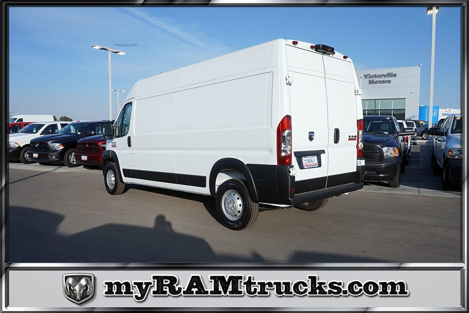 2019 ProMaster 2500 High Roof FWD,  Empty Cargo Van #9T6001 - photo 5