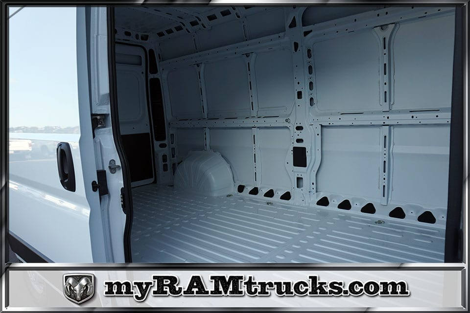 2019 ProMaster 2500 High Roof FWD,  Empty Cargo Van #9T6002 - photo 23