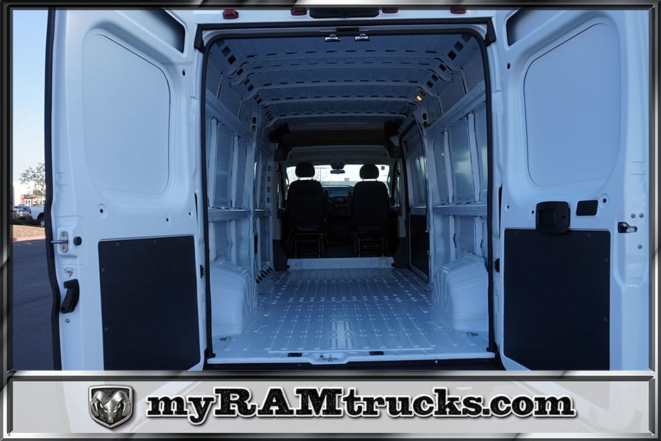 2019 ProMaster 2500 High Roof FWD,  Empty Cargo Van #9T6002 - photo 2