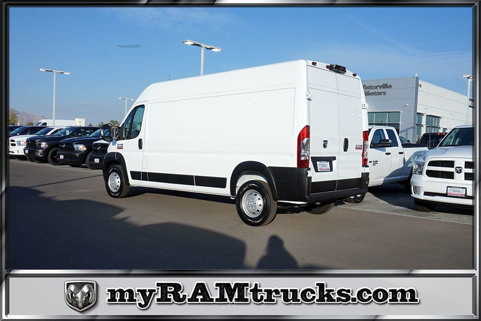 2019 ProMaster 2500 High Roof FWD,  Empty Cargo Van #9T6002 - photo 5